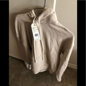 Men levis cotton hemp hoodie size m